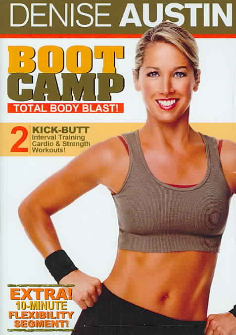 DENISE AUSTIN:BOOTCAMP TOTAL BODY BLA BY AUSTIN,DENISE (DVD)