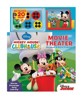 Disney Mickey Mouse Clubhouse Movie Theater By Disney Artists (ILT)